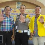 Sat Lantas Polres Gorontalo Giat 'Police Go to Campus', Universitas Gorontalo Jadi 'Agent Of Change'