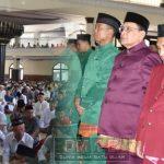Bupati Gorontalo Sholat Ied 1439 H Bersama Ribuan Warga Limboto