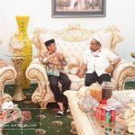 Bupati Nelson Terima Kunjungan Ali Mochtar Ngabalin dan Tamu dari USA
