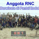 RNC Gelar Wisata Alam, Roman: Kami Siap Berdayakan Wisata Pantai Itoduti
