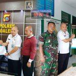 Berantas Narkoba, BNNK Boalemo Gandeng TNI-Polri