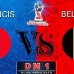 Prediksi Semifinal World Cup 2018: Prancis Sedikit Diunggulkan, Belgia Difavoritkan