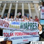 Jimly: Presidential Threshold 20 Persen, Haram
