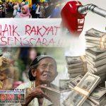 """Utang dan BBM Kian Meroket, Rizal Ramli: """"Rakyat Capek Hidup Kayak Gini"""""""