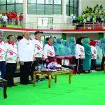 Bupati Gorontalo Sukses Harmonisasikan Harganas dan Hari Lansia