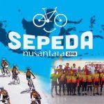 """Tim Jelajah Sepeda Nusantara Kampanyekan """"Ayo Olahraga"""" di Boalemo"""