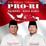Jika Memilih Rizal Ramli Sebagai Cawapres, Prabowo Patut Dimenangkan