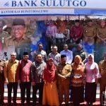 Bank SulutGo Perluas Layanan dengan Menambah Kantor Kas di Boalemo