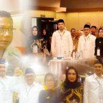 Erman Latjengke Hadiri Rapat Pleno Penetapan Pasangan 'MATAHARI'