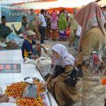 Basir Noho Upayakan Pasar Bulango Timur Menjadi Pasar Terintegrasi