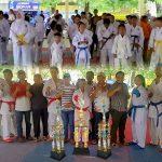Gelar Kejuaraan Karate, Ishak Kadili: Kegiatan ini untuk Menjaring Bibit Atlet Potensial