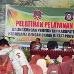 120 ASN Kabupaten Gorontalo Ikuti Pelatihan Pelayanan Publik