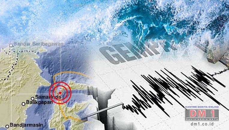 BMKG: Gempa di Donggala Berpotensi Tsunami