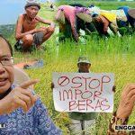 Rizal Ramli Jelas Membela Petani, Nasdem Membela Siapa?