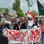 Lagi, Mahasiswa Kritik Kinerja Pemerintahan Jokowi