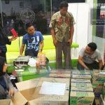 Buka PIP Palu, Unisan Gorontalo Distribusikan Sejumlah Bantuan