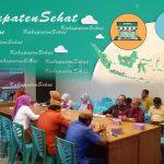 Boalemo Targetkan Raih Penghargaan Swasti Saba Wistara pada Program Kabupaten Sehat 2018