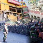 Gerak Cepat! Danrem 133/NWB Kirim 103 Personel Penyelamat Korban Gempa Palu