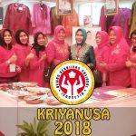 Ketua Dekranasda Boalemo Hadiri Pembukaan Pameran Kriya Nusa 2018