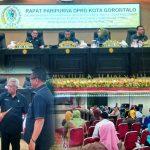 Rapat Paripurna DPRD Kota Gorontalo Bahas Perubahan APBD 2018