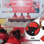 Target Menang Dua Kali Pemilu 2019, PDIP Boalemo Rapatkan Barisan