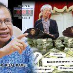 Rizal Ramli Ajak Waspadai Blunder-blunder IMF yang Merusak Ekonomi Indonesia