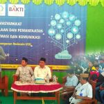 Sosialisasi TIK Bakti Kominfo RI Diikuti 250 Santri di Pohuwato