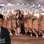 Wabup Anas Buka Bimtek Para Istri Legislatif Boalemo