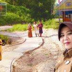 Kades Masiaga Manfaatkan Dana PISEW untuk Jalan Usaha Tani