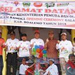 Adakan Program Gala Desa, Wabup Anas: Kerja Kita adalah Prestasi Bangsa