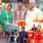 Tampilkan Adat Bali, Boalemo Raih Peringkat 3 Festival Karawo Gorontalo 2018