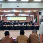 DPRD Kota Gorontalo Gelar Rapat Pansus III Terkait Ranperda Penyelenggaraan Pasar