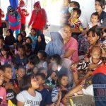 Kembalikan Keceriaan Anak-Anak Korban Bencana Palu, Dikpora Programkan Trauma Healing