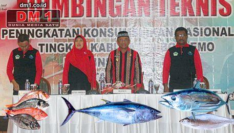 Ini Alasan DKP dan Forikan Boalemo Ajak Makan Ikan Segar