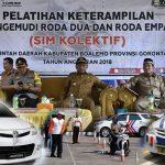 Bupati Darwis Tingkatkan Kuota Penerima SIM Gratis, Kali ini di Paguyaman