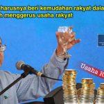 Hanya Menggerus Usaha Rakyat, RR Sarankan PKE Sebaiknya Dibatalkan