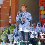 "HGN 2018 MAN 1 Kota Gorontalo, Waris: ""Guru bukan Manusia Hebat, tapi…"""