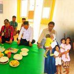 Bupati Darwis Sediakan Hunian Sementara Bagi 16 KK Pengungsi Sulteng