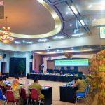 Raker APBD 2019: Komisi A DPRD Kota Gorontalo Pertanyakan Ketidakhadiran Kadis Kesehatan