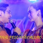 "Duet ""Maut"" Pasha Ungu dan Zaskia Gotik di Malam Puncak Festival Pesona Boalemo"