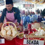 Juarai Lomba Masak Nasi Goreng, Bupati Boalemo Ingatkan Suami Bisa Bantu Istri