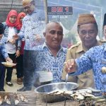 Gencar Kampanyekan Gemarikan, Boalemo Gelar Lomba Bakar Ikan
