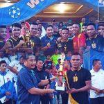 Bupati Cup 2018, Suwawa Perintis Raih Mahkota Juara