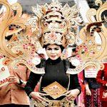 Lewat Karnaval Karawo, Dinkes Boalemo Sampaikan Siap Dukung Program Damai