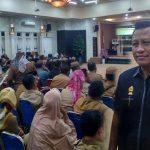 DPRD dan Pemkot Gorontalo Tandatangani Persetujuan Bersama Ranperda APBD 2019