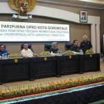 DPRD dan Walikota Gorontalo Gelar Rapat Paripurna, Marten Siapkan Gorontalo Sebagai KLA
