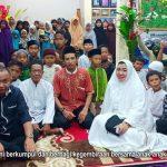 """Malam Tahun Baru 2019, Arifin Djakani """"Kumpul"""" dengan Anak Panti Asuhan"""