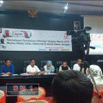 KPU Provinsi Gorontalo Jalin MoU Penyebaran Iklan Pemilu 2019