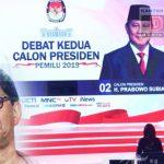 Debat Capres Kedua, Rocky Gerung: Jokowi Kurang Cermat