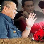 """Insiden Bantuan Beras: Gubernur RH Sudah """"Turun Panggung"""", FM """"Cari Panggung"""""""